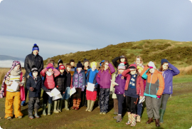 Franksbridge School Orienteering Competition,
